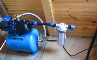 Как выбрать бытовые насосные станции для водоснабжения частного дома и дачи