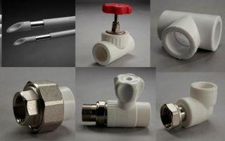 Полипропиленовые трубы для отопления — принцип работ и способы установки