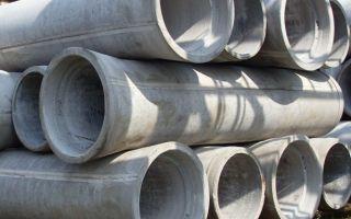 Трубы железобетонные безнапорные раструбные — особенности и преимущества