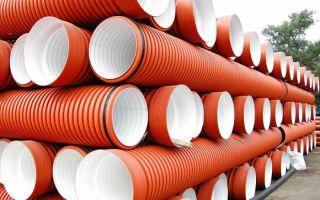 Трубы канализационные из пвх для выполнения наружной канализации — отзывы, минусы и плюсы