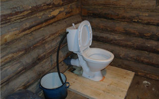Как соорудить туалет в частном доме своими руками, подробная инструкция