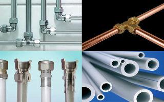 Какая труба лучше для водопровода — на что стоит обращать внимание при выборе?