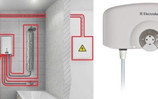 Особенности монтажа проточного водонагревателя для квартиры — материалы для установки и характеристики