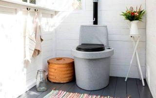 Торф для торфяных туалетов — правила выбора и лучшие производители