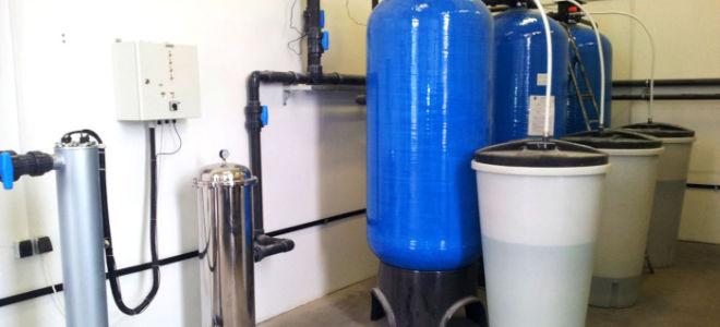 Фильтр для воды от извести и железа — способы очистки воды