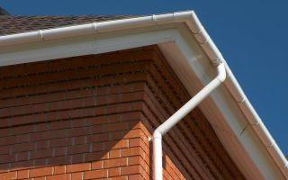 Особенности монтажа водослива на крыше — советы от экспертов и отзывы