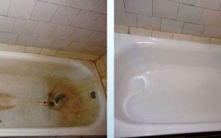 Как создать жидкий акрил для поверхности ванн своими руками, полезные советы