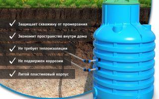 Пластиковый кессон для скважины своими руками, пошаговая инструкция