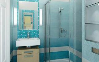 Дизайн ванных комнат с душевыми кабинами — лучший выбор