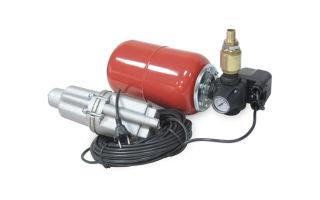 Что такое вибрационный погружной насос для скважины?