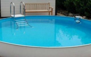Монтаж бассейна из полипропилена своими руками — пошаговая инструкция