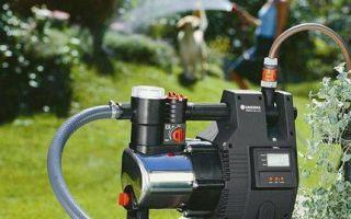 Насосы для полива из бочки — обзор марок и подробная информация