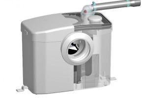 Канализационный насос-измельчитель — лучшие модели и преимущества