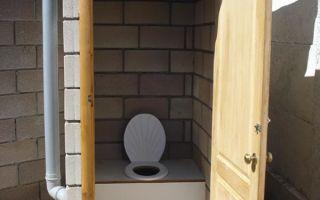 Можно ли своими руками построить туалет без выгребной ямы на дачном участке — рекомендации и отзывы