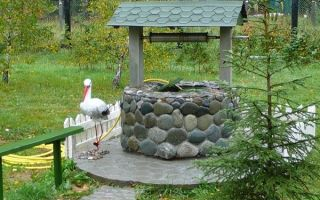 Колодец из бетонных колец на даче своими руками — пошаговая инструкция