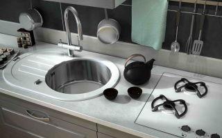 Какую мойку выбрать для угловой кухни, на что нужно обратить внимание при выборе?