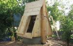Домики для колодца — фото и подробная инструкция