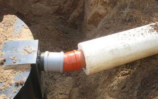 Как утеплять канализационные трубы — материалы и способы утепления