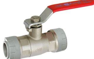Водопроводные вентили, конструкци, советы от специалистов