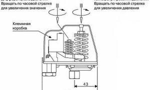 Схема подключения реле давления для воды к насосу — настройки и нужные материалы