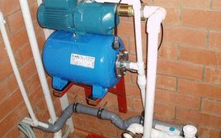 Как установить Насос для водопровода, полезные советы и рекомендации