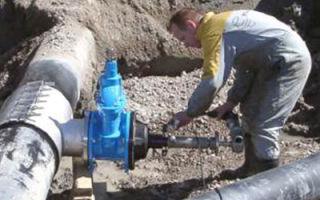 Возможность врезки в водопровод под давлением и подвод к жилому помещению своими руками