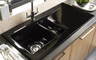 Как пробить засор в раковине на кухне — рекомендации и советы
