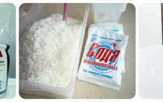 Кальцинированная сода — инсрукция по применению и эффективность