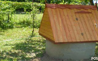 Во сколько обойдется вырыть колодец на даче — пошаговая инструкция