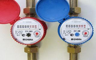 Счётчики воды в вашем доме -подробная информация