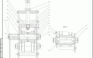 Сборка профильного трубогиба для трубы своими руками — этапы выполнения работы и рекомендации