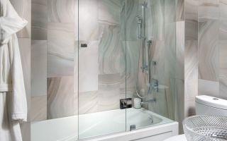 Раздвижная ширма для ванны — особенности и советы по выбору
