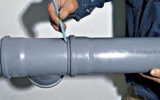 Клея для монтажа полипропиленовых и пвх труб, особенности клеевого соединения — полезные советы