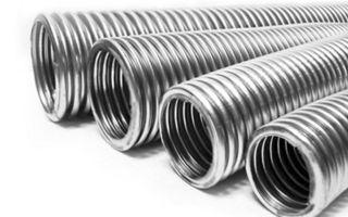 Водопроводные гофрированные трубы, цена и отзывы пркупателей