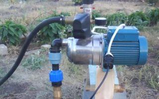 Поверхностный насос водяной для скважины — советы по выбору и стоимость