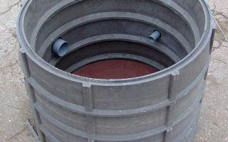 Пластиковое кольцо для канализации — преимущества и особенности