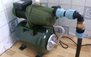 Всасывающие насосы для скважины для воды, принцип работы