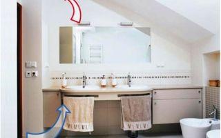 Как правильно выбирать вытяжной вентилятор в ванную комнату — принцип работы