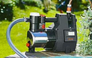 Сколько стоят водяные электрические бытовые насосы для полива огорода?