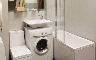 Раковины над стиральной машиной — сделать своими руками, пошаговая инструкция