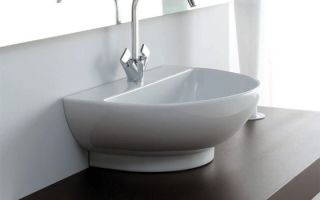 Особенности монтажа раковины тюльпаны для ванной комнаты — материалы для установки и дизайн