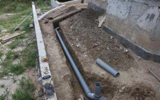 Как проложить канализационную трубу своими руками в частном доме — инструкция и рекомендации