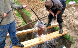 Особенности гидробурения скважины для воды своими руками, подробная инструкция и рекомендации