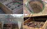 Как приготовить компостную яму своими руками — поэтапный процесс работы