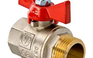 Шаровой кран для водопровода: особенности, характеристика, достоинства и недостатки