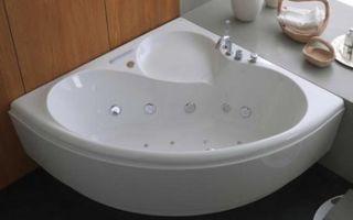 Какие размеры имеют акриловые ванны — их цены и особенности
