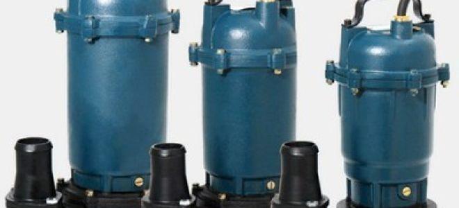 Фекальный насос с измельчителем для туалетов и выгребных ям, особенности и описание