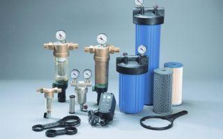 Фильтры тонкой очистки воды — описание, нюансы и особенности