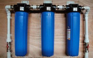 Какой проточный фильтр лучше для очистки воды из скважины — критерии выбора и рекомендации