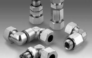 Фитинг — это соединительный элемент трубопровода, который различают по материалу, модели и виду крепления